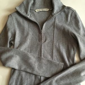 Tommy Hilfiger gray top